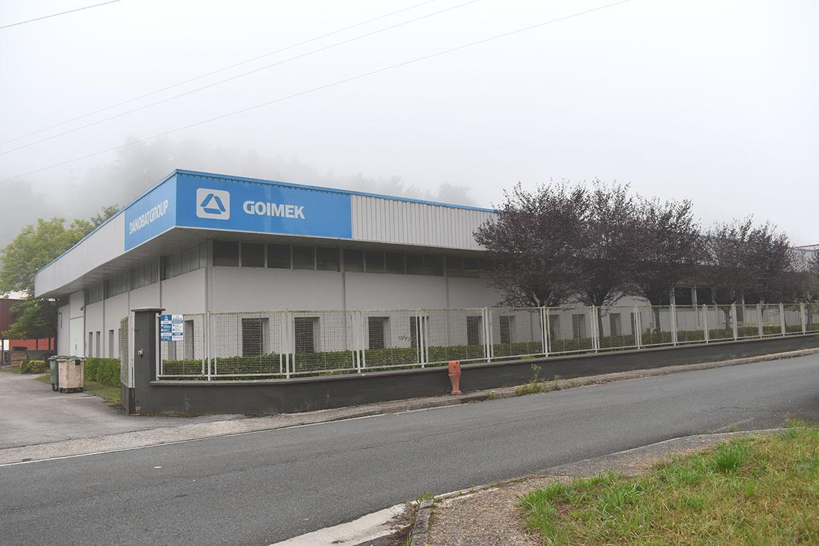 Goimek Mallabia - Light parts machining plant