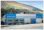 Goimek Itziar - Central offices and big dimension parts machining plant